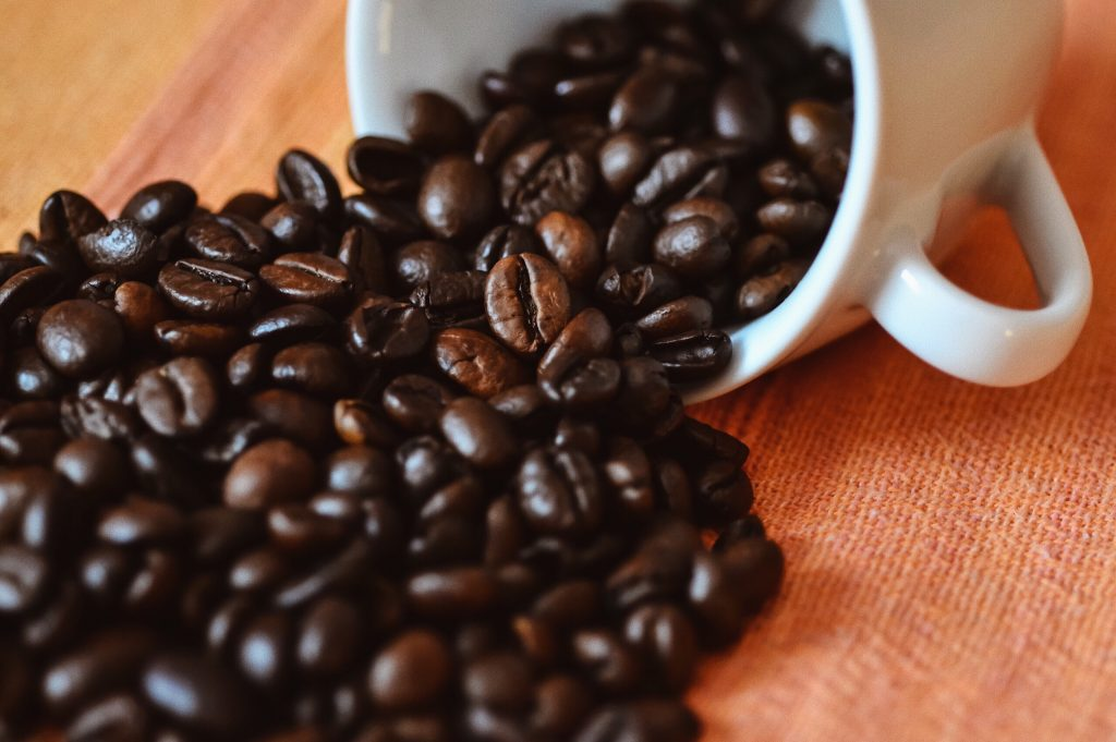 Caffeine increases stress